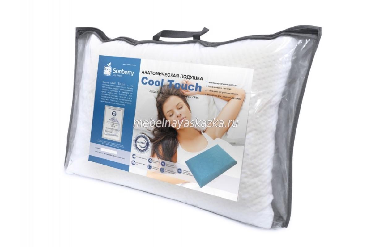 """Анатомическая подушка """"Coll Touch"""""""