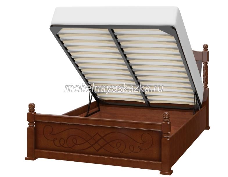 """Кровать """"Карина-14"""" с подъемным механизмом"""