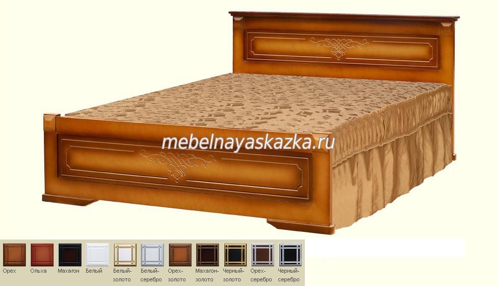 """Кровать """"Шарм"""""""