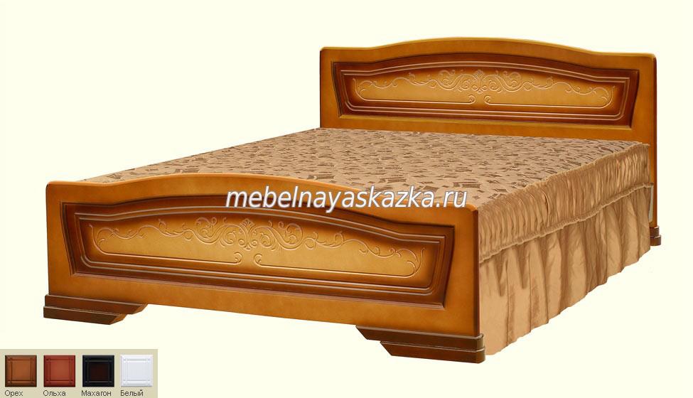 """Кровать """"Орхидея"""""""