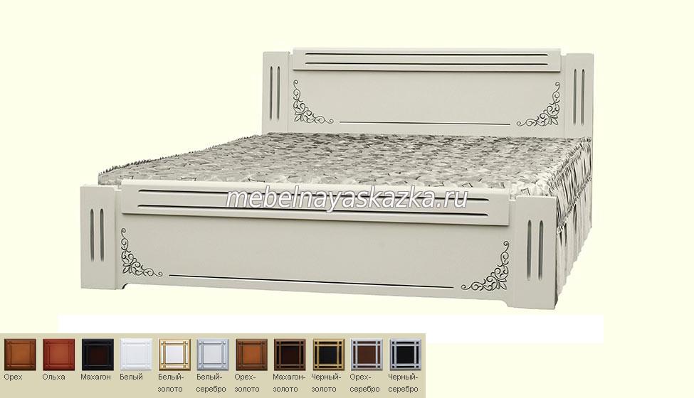 """Кровать """"Сабрина - 2"""""""