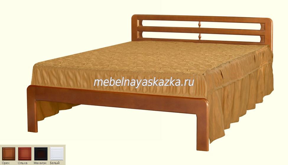 """Кровать """"Грация-1"""""""