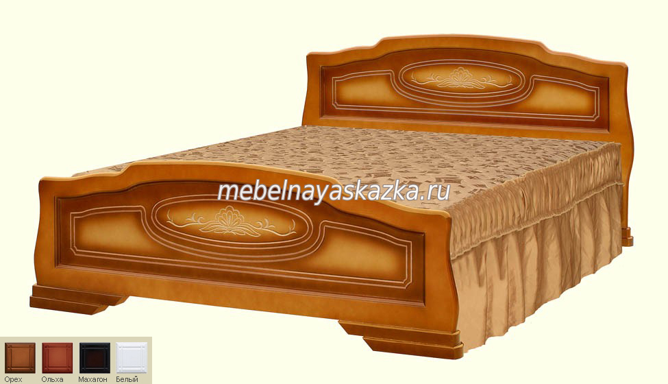 """Кровать """"Болеро"""""""
