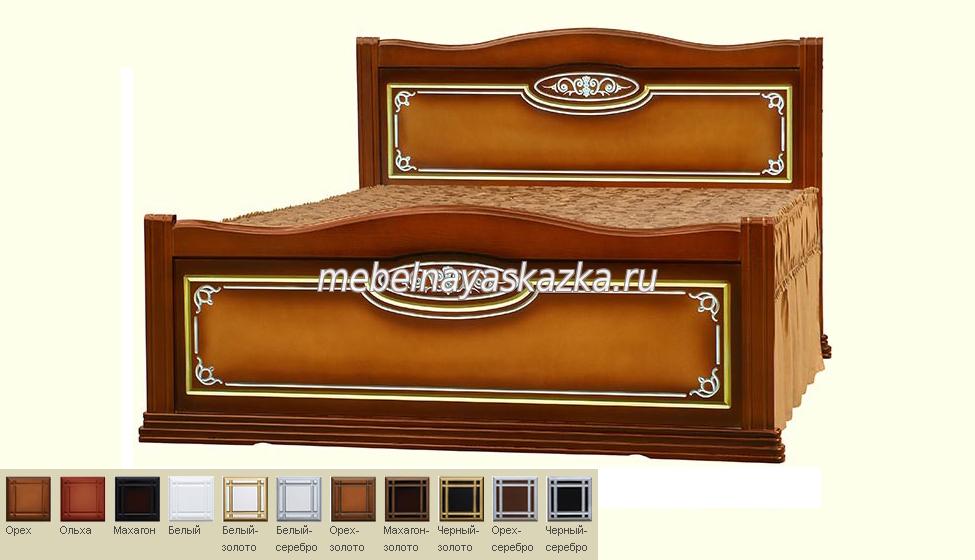 """Кровать """"Эльвира"""""""