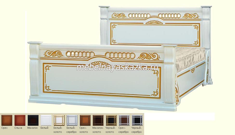 """Кровать """"Дарина"""""""