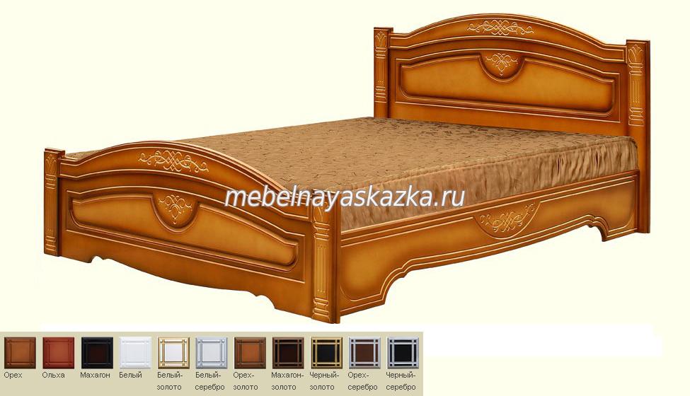 """Кровать """"Сказка"""""""