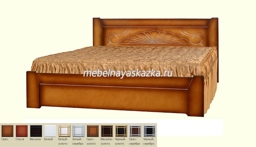 """Кровать """"Сабрина - 1"""""""