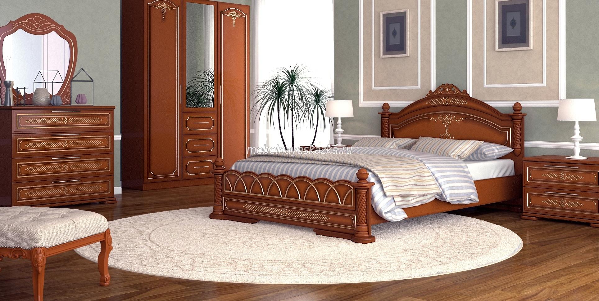 """Кровать """"Александра"""""""