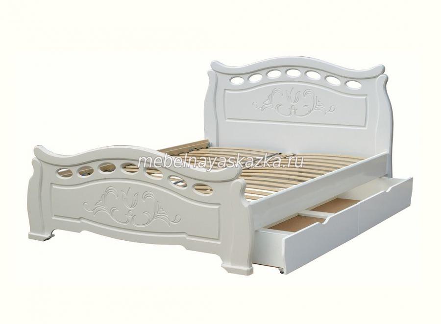 """Кровать """"Нимфа"""""""