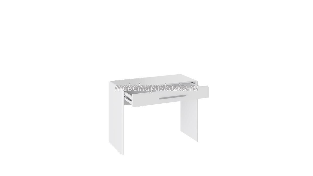 Стол туалетный «Наоми» Белый глянец