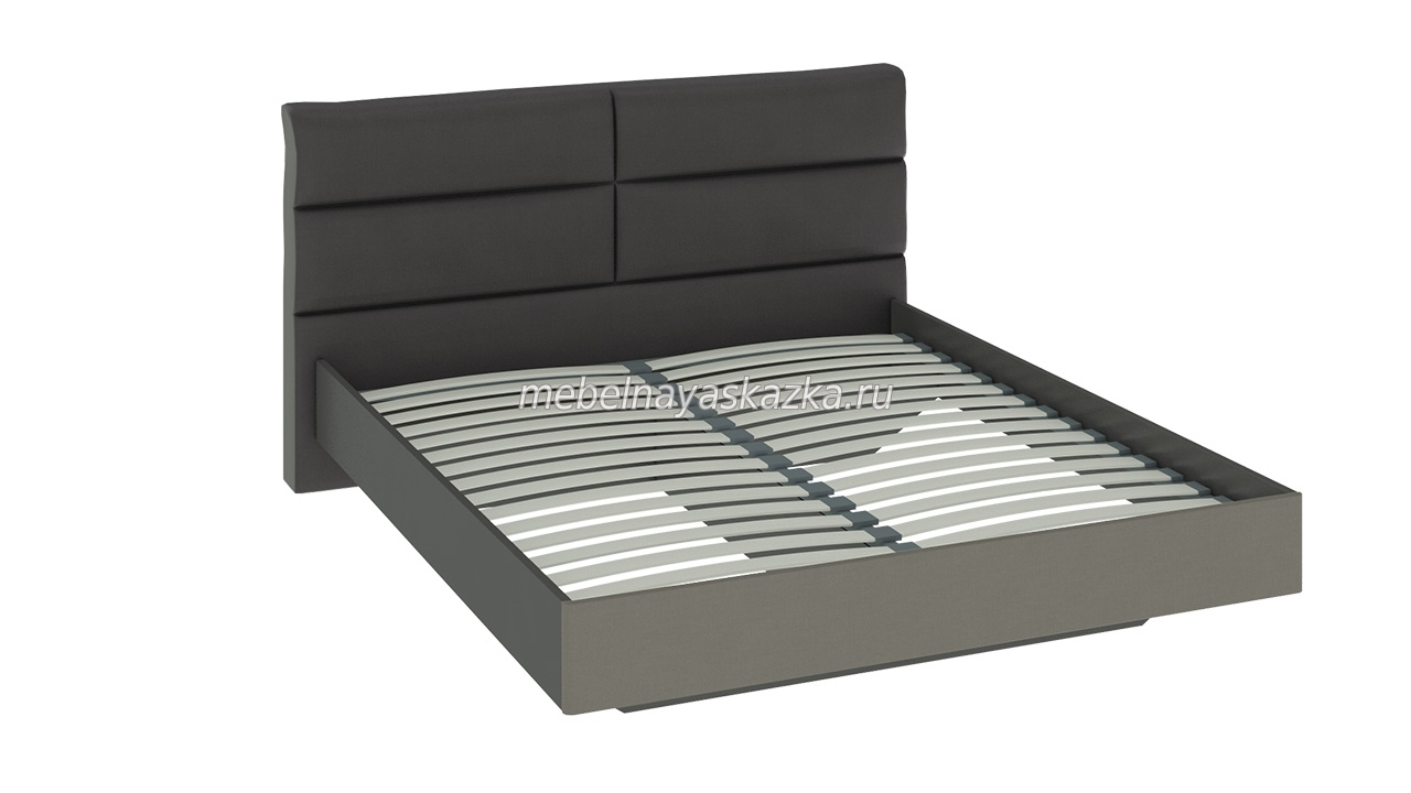 Кровать «Наоми» с мягкой спинкой