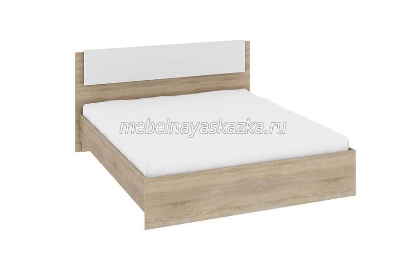 """Кровать """"Ларго"""" белый глянец"""