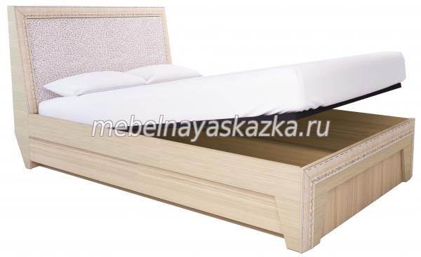 """Кровать """"Калипсо"""" туя светлая"""