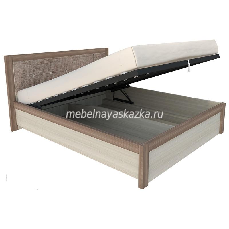 Кровать «Жасмин» с подъёмным механизмом