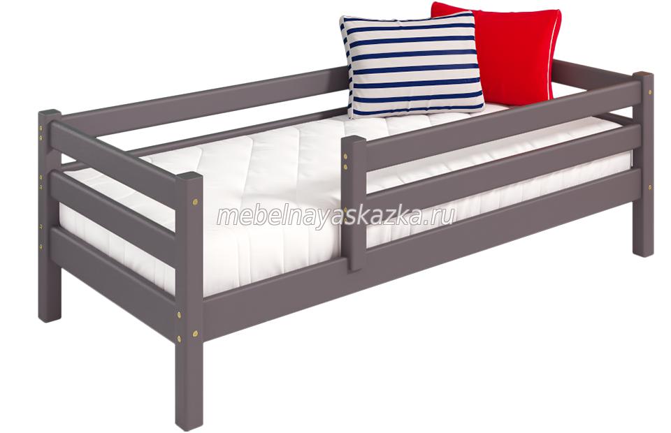 """Кровать """"Соня"""" вариант 3 с защитой по периметру"""