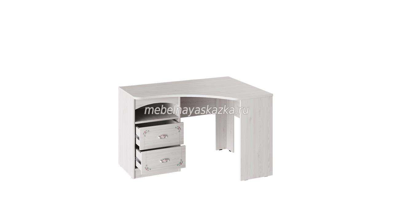 Стол угловой с ящиками «Ариэль»