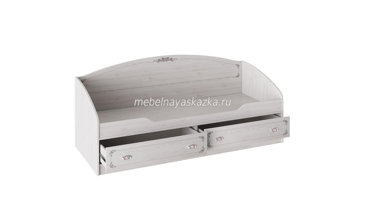 Кровать с 2-мя ящиками «Ариэль»