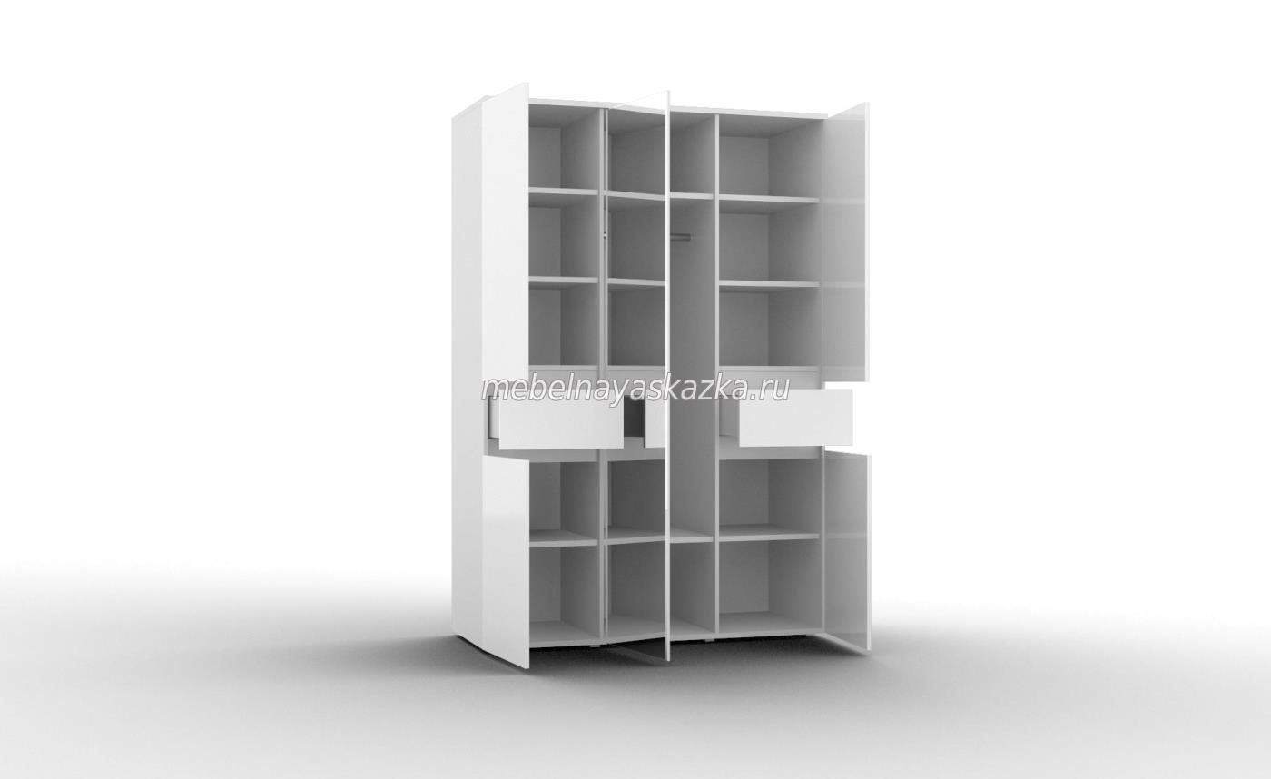 """Шкаф для одежды - 03 """"Alberta"""""""