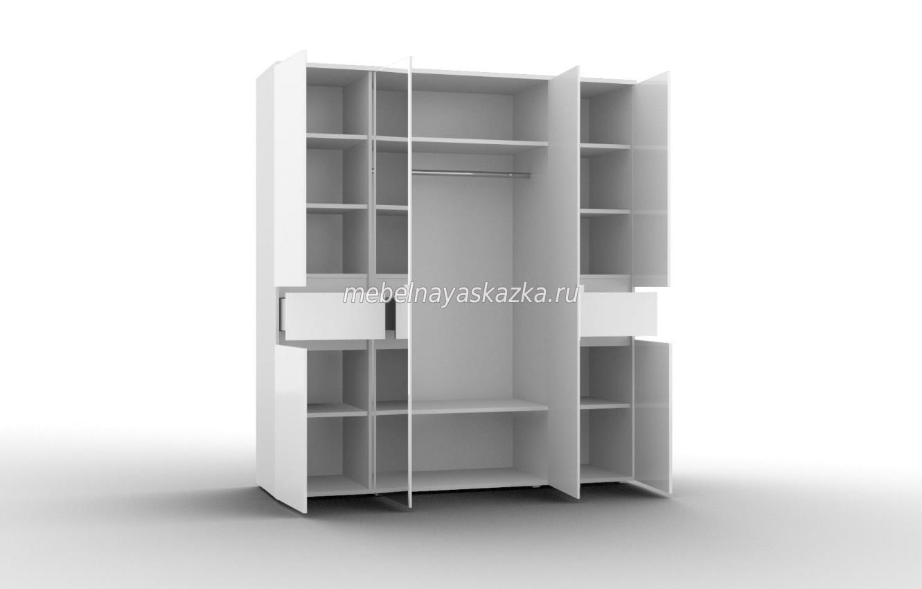 """Шкаф для одежды - 04 """"Alberta"""""""