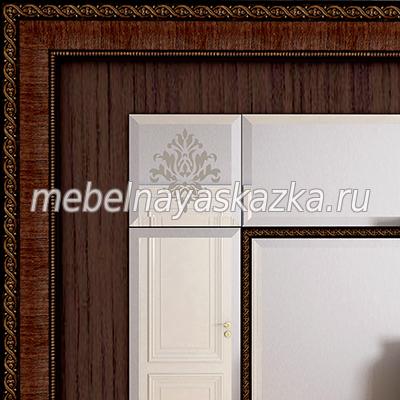"""Шкаф-купе """"Калипсо 26"""" Венге"""